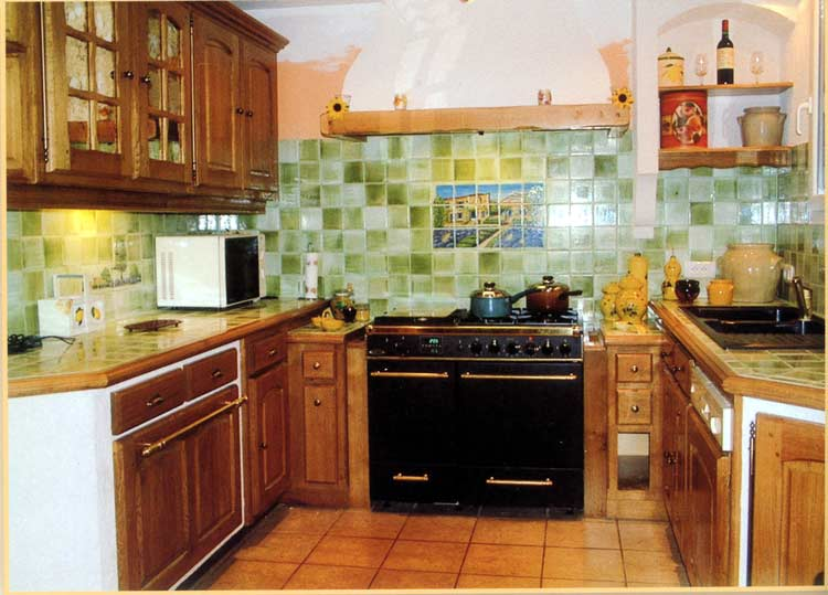 Fabricant de cuisines dr me nord sud is re bi vre for Cuisines rustiques